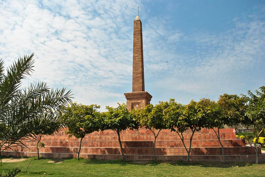 Vans Agnew Monument, Multan, Pakistan